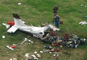 В Великобритании во время авиашоу столкнулись два самолета: есть жертвы