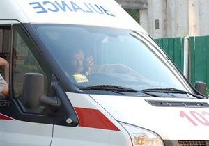 В Виннице гаишник на служебном автомобиле сбил пешехода