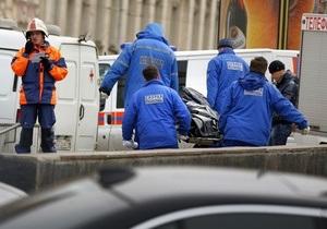 СМИ: Одной из смертниц, устроивших теракты в Москве, могла быть вдова уничтоженного боевика