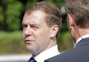 Медведев назначил нового главу МВД Дагестана
