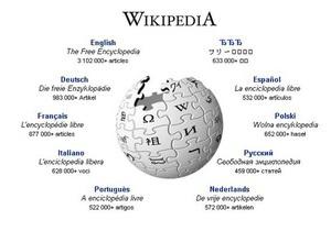Украинская Wikipedia преодолела рубеж в 200 тысяч  статей