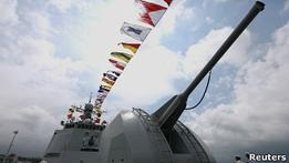 Китай отрицает подготовку к войне с Филиппинами