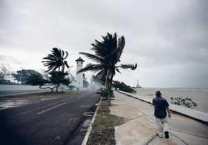 В Карибском море сформировался новый тропический шторм