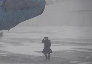 Из-за непогоды закрыли международный аэропорт в Баку