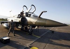 Самолеты НАТО взорвали два бункера Каддафи
