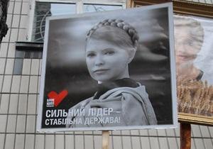 Гособвинение выступило против освобождения Тимошенко из-под стражи