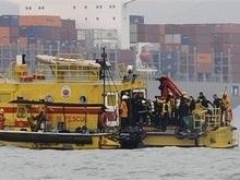 Спасателям не удалось поднять украинское судно