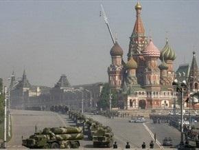 На Параде Победы на Красной площади в Москве пройдут ракетные комплексы Тополь