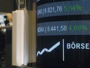 Рынки: Украинские индексы показывают слабый рост