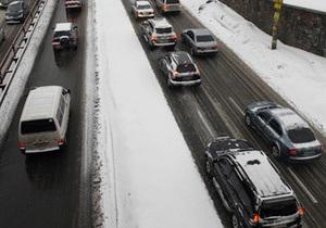 Киевские дороги будут ремонтировать в долг