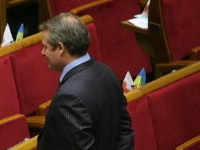 СМИ: Лозинского в Украине прячут друзья-нардепы