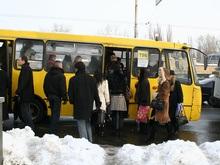 Симферопольские маршруточники бастуют за право нарушать правила