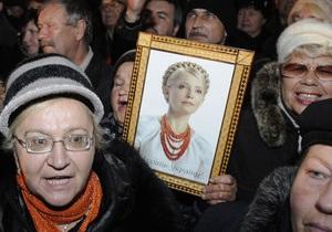 Суд над Тимошенко по делу ЕЭСУ перенесли на декабрь