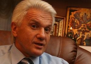 Литвин: Рада не сможет признать результаты выборов недействительными