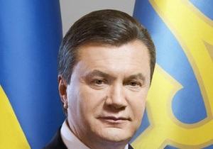 Сегодня Янукович выступит с обращением к украинскому народу