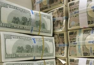 Иена обвалилась до полугодового минимума к доллару