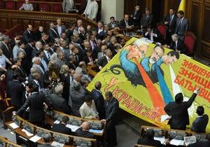 Ефремов допускает принятие нового языкового закона после выборов
