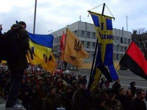 Киевские националисты считают субботний марш УПА провокацией