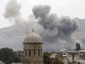 Генштаб РФ: Российские боевые самолеты в Грузии не сбивали дружественным огнем
