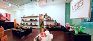 Открытие фирменного магазина UGG Australia. Угги в Киеве!