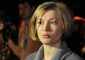 Геращенко: После суда по делу 5 канала и ТВi кажется, что решение было написано заранее