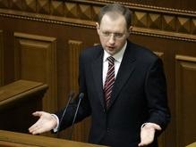 Нет компромисса – нет Рады: Яценюк закрыл заседание