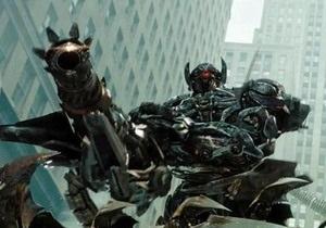 Трансформеры-3 вошли в пятерку самых кассовых фильмов российского проката