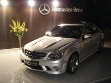 Mercedes-Benz – почетный гость Козырной Birthday party 2008