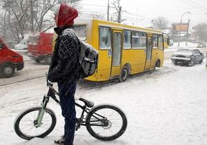 Проезд в киевских маршрутках подорожает