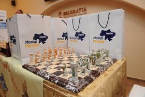 Молодые Регионы и Федерация Шахмат Киева провели Первый Ежегодный Благотворительный Турнир.