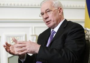 Азаров сообщил, что проект Налогового кодекса никаких разногласий с МВФ не вызывает