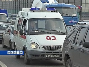 В центре Москвы обрушилась многоярусная автомобильная парковка