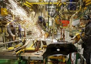 Россия вдвое увеличила производство легковых авто в 2010 году