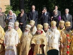 УПЦ МП обвинила Киевский патриархат в попытке захвата храма