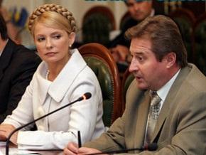 Тимошенко: Кабмин избавляется от министров-коррупционеров