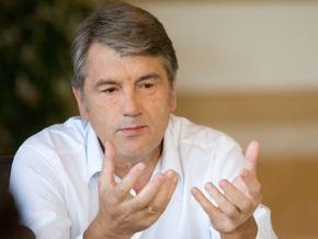 Ъ: Ющенко недоволен переговорами с Еврокомиссией