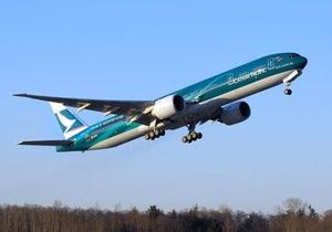 Канадские истребители вылетели на перехват гонконгского авиалайнера