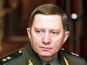 В России уволили командующего ВДВ