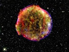 Астрономы выявили взрыв самой тяжелой из известных науке звезд