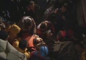 В результате сильного землетрясения в Турции погибли пять человек