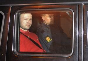 СМИ: Норвежский террорист приобрел компоненты для бомбы через eBay
