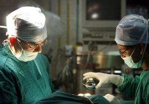 В США провели самую масштабную операцию по пересадке лица