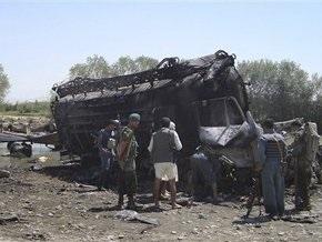 НАТО расследует обстоятельства гибели афганцев в результате удара ВВС коалиции