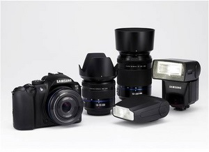 Стратегия Samsung по отношению к камерам NX