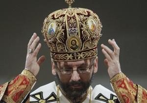Во Львове 50 тысяч верующих посетили литургию по случаю годовщины визита Папы римского