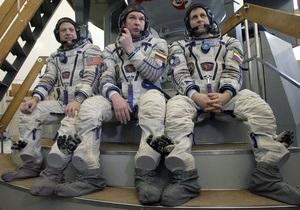 Трое членов экипажа МКС благополучно вернулись на Землю