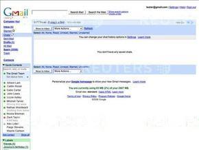 Gmail заработала в режиме оффлайн