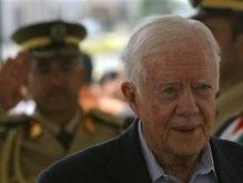 Экс-президент США Джимми Картер встретился с лидером ХАМАС