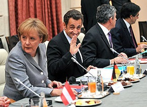 Центробанки мира предоставят финансовым институтам неограниченные средства