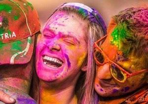 новости Киева - праздники - праздник Холи - В Киеве впервые пройдет красочный праздник Холи